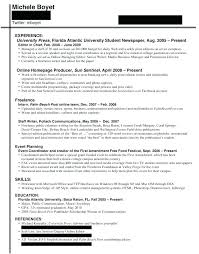 Journalism Resume Examples Magnificent Journalist Resume Mmventuresco