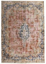 overdyed persian rugs vintage rug