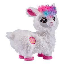 <b>Интерактивная игрушка Zuru Pets</b> Alive 9515Z Танцующая Лама ...