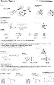 speakon connector wiring diagram & neutrik speakon connector how to wire speakon to 1/4 at Speakon Connector Wiring Diagram