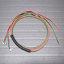 harley 1955 only panhead wiring harness kit usa made fl flh • aud harley 1955 only panhead wiring harness kit usa made fl flh 7
