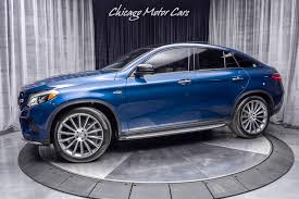 Shop millions of cars from over 21,000 dealers and find the perfect car. Used 2019 Mercedes Benz Gle Amg Gle 43 For Sale Special Pricing Chicago Motor Cars Stock 16091