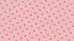 1920x1920 polka dots spots wallpaper