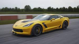 chevy corvette 2 door sports cars