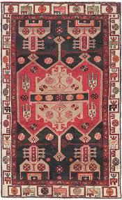 black 4 x 6 8 sirjan persian rug