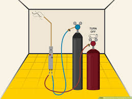 Victor Rosebud Chart How To Set Up An Oxy Acetylene Torch With Pictures Wikihow