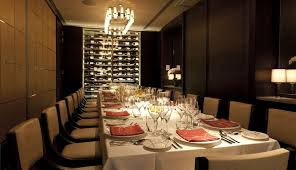 Chicago Private Dining Rooms Minimalist