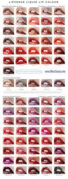 Lipsense Colors Chart Lipsense Lip Colour Diamond Edition