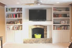 fireplace top built ins around diy interior decorating