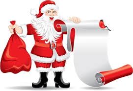 Santa Claus Christmas Logo Vector Ai Free Download