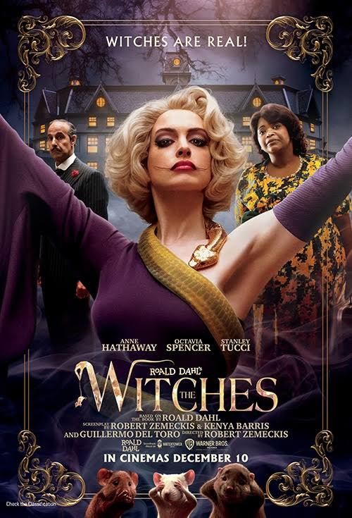 The Witches (2020) Hindi (Unofficial Dubbed) + English [Dual Audio] WebRip 720p [1XBET]