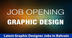 Graphic Designer Jobs In Bahrain Latest Graphic Designer Jobs In Bahrain Kuwaitjobvacancy