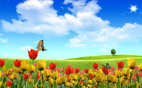 Flower Landscape #1