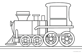 Thomas The Tank Coloring Pages Coloring Pro