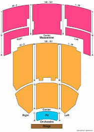 Fillmore Seating Chart The Fillmore Miami Beach At Jackie Gleason Theater Tickets