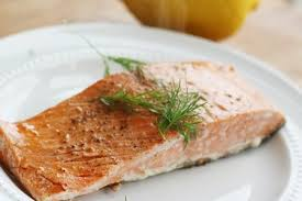 cooked salmon fillet. Simple Salmon With Cooked Salmon Fillet N