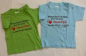 Anna Philip 2 Sprüche T Shirts Hellblau Und Grün Ich Kann