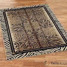 festival jungle animal print area rugs rectangle rug zebra leopard canada zebra area rug