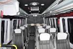 Багажные полки в микроавтобус