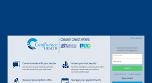Access Community Health My Chart Access Mychart Confluencehealth Org Mychart Application