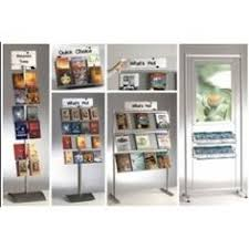 Library Book Display Stands Simple But Effective Signage Makes This Area A Hot Spot For 49