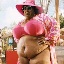 Image result for fat black woman