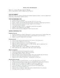 Stock Clerk Sample Resume Ha