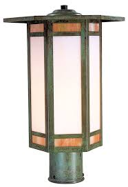 arroyo craftsman etp 14 etoile craftsman outdoor post light 14 25 inches wide arr