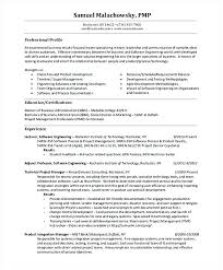 Pmp Resume Example Best of Better Resume Format Retail Project Manager Resume Rmat Retail