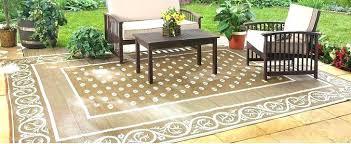 outdoor rug wood deck fresh