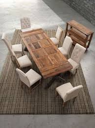 zuo modern haight ashbury dining table alternate view in full size