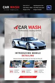 Car Wash Flyer | Template Business