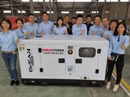 <b>China</b> Yuchai <b>50kw/62.5kVA Diesel</b> Generator Set with Whole Sale ...