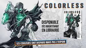 avis manga colorless tome 1