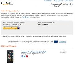 24th This Phone Amazon Doorsteps Androidreamer Fire Shipping On Now July Thursday Arrives