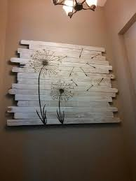 fence wood dandelion painting by inspiremehomedecor on etsy 600 00 on always forever inspirational reclaimed wood wall art with fence wood dandelion painting pinterest dandelion painting diy