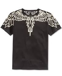 Hudson Designer Shirts Hudson Nyc Mens Embroidered Wings T Shirt Outfit Ideas