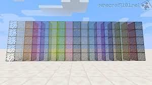 crafted blocks minecraft 101