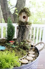 make fairy garden