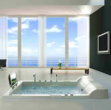 Bathroom Window Treatments For Bathrooms Modern Pop Designs - Tv for bathrooms