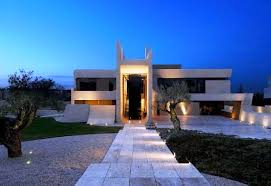image of contemporary outdoor lighting photo awesome modern landscape lighting design