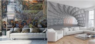 6 modern wallpaper design ideas for
