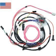 hei engine wiring harness v8 65 66 chevy impala caprice biscayne gm hei wiring harness at Hei Wiring Harness