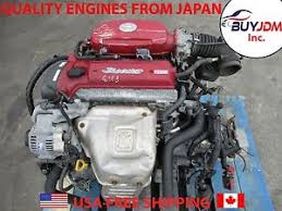 Jdm Toyota Celica 3SGE Beams Vvti Engine Celica St202 2.0L Engine ...