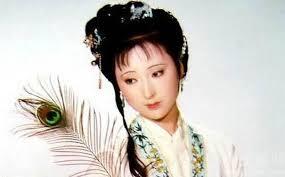 Image result for 陈晓旭。林黛玉