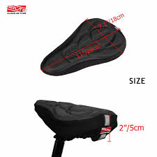 Buy Arltb Gel Bicycle Seat Cover 4 Colors Bike Seats Saddle Cover