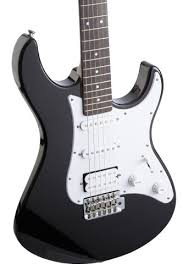 yamaha pacifica. yamaha pacifica 012 full size electric guitar - black: amazon.co.uk: musical instruments