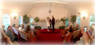 our beautiful wedding chapel is located