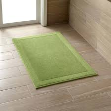 green bath rugs subtly textured green bath mat works in any absorbing wetness and drying quickly