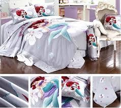 little mermaid nursery cartoon anime locomotive mermaid brand print cotton baby crib bedding set free little mermaid nursery